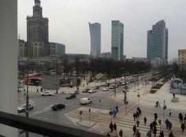 Apart Rooms Swietokrzyska by Warsaw Residence Group