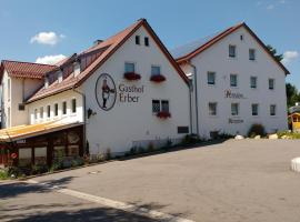 Gasthof - Hotel Erber, Sinzing (Saxberg yakınında)