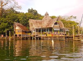 Tortugal, Rio Dulce (рядом с городом El Estor)
