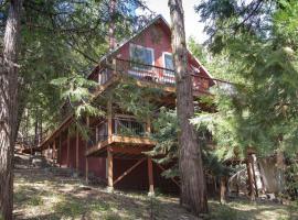 Nick's Cabin, Cold Springs