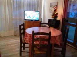 appartement et studio, Métabief (Ballaigues yakınında)