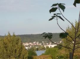 Entre Seine et Jardin, La Mailleraye-sur-Seine (рядом с городом Duclair)