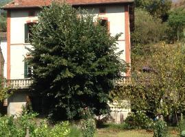 Maison du Barry, Laguépie
