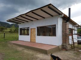 Cabaña de Montaña, Nemocón (Tausa yakınında)