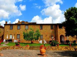 Borgo del Collelungo 2, Montaione (La Collina yakınında)