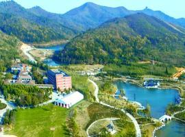 宣城敬亭山度假村, Xuancheng (Laocunjie yakınında)