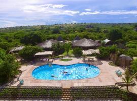 nZuwa Lodge, Pemba (рядом с регионом Mecufi)