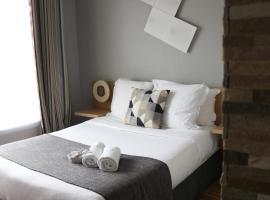 Hotel Le Transat Bleu, Dunkerque