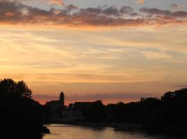 Danubio, Donauwörth