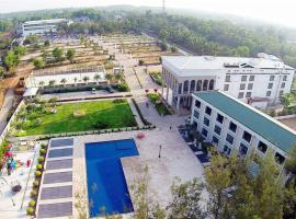 Meridian Bay Resort & Spa, Kundapur (рядом с городом Golikatte)