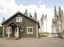 Two-Bedroom Holiday Home in Pertunmaa, Пертунмаа