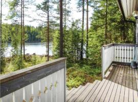 Two-Bedroom Holiday Home in Talviainen, Talviainen (рядом с городом Juupajoki)