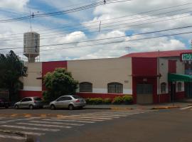 Plaza Hotel, Ibiporã (Congonhas yakınında)