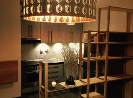 Excellently designed & cozy apartment with good access to the center, Praha
