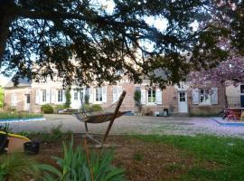 Gît'Âne, Sorel-en-Vimeu (рядом с городом Épaumesnil)