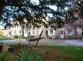 Gît'Âne, Sorel-en-Vimeu (рядом с городом Hangest-sur-Somme)