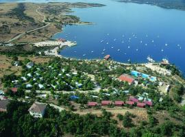Parques de campismo em Sierra Norte de Madrid. 3 recintos de ...