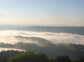 Gîte du Mont de la Madeleine, Beauzac