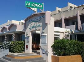 Hôtel La Conga, Sète