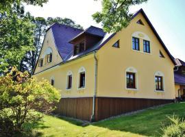 Apartmány Dolní Moravice, Dolní Moravice (Rýmařov yakınında)
