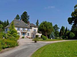 Les Maisons de Concasty, Boisset (рядом с городом Vitrac)
