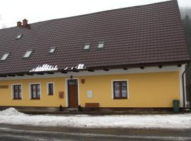 apartmány pod Vysákem, Stárkov (Vápenka yakınında)
