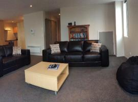 Cathedral Junction Three Bedroom Apartment