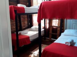 HELPA Eco Cabin, Guayabo