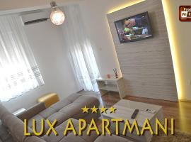 Lux Apartmani, Kladovo