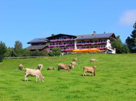 Landhotel Schwarzenbach - Wellness & Spa, Риден