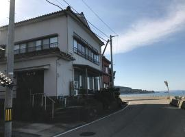 Notojima Guesthouse HaNaMi, Nanao (Kōda yakınında)