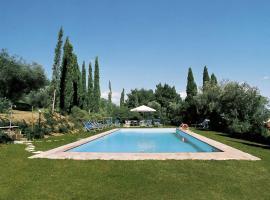 Villa Al Fanucchi, Capannori (San Ginese yakınında)