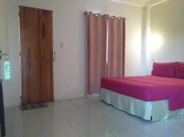 Matt Guesthouse, Boracay (Nær Caticlan)