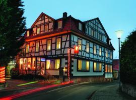 Hotel-Restaurant Schillingshof, Friedland (Berlepsch-Ellerode yakınında)