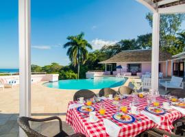 Great River House Montego Three Bedroom Villa, Montego Bay