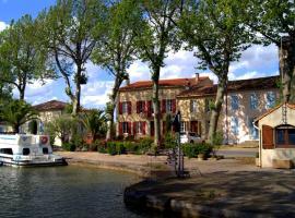 La Maison du Docteur, Sallèles-d'Aude