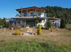 Villa Tatiana, Кипарисия (рядом с городом Vlassada )