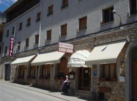 Hostal Casa Joan, Sant Llorenc de Morunys (La Coma i la Pedra yakınında)
