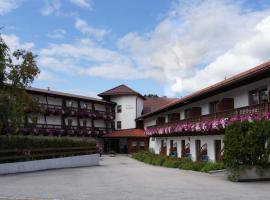 Hotel Zur Post, Büchlberg (Hutthurm yakınında)