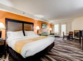 Quality Inn Creekside - Downtown Gatlinburg, Gatlinburg