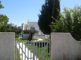 Casa Ionica, Isca sullo Ionio