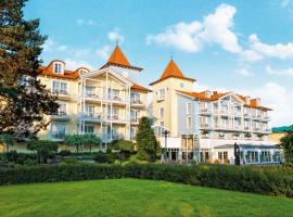 Hotel Kleine Strandburg