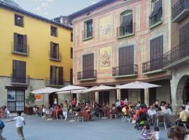 Apartment Plaza Espana, Graus (рядом с городом La Puebla de Castro)