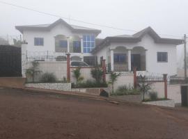 Affordable Luxury 2BR, Yaoundé (Near Mefou-et-Afamba)