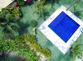 Villa Ruby em Maracajaú, Maracajaú (Caraúbas yakınında)