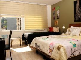 Apartamento Living Mac Iver