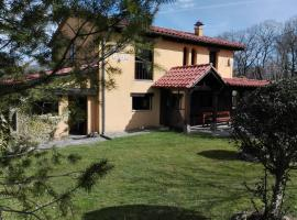 Casa Rural La Colina, Villacarriedo (Santibáñez de Villacarriedo yakınında)