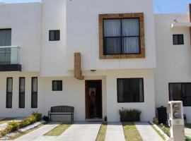 Casa El Canto en Zibata