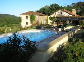 Villa Settimo, Ossages (рядом с городом Puyoô)