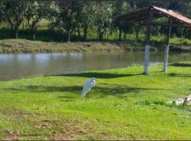 Pesqueiro Minas Zen, Araguari